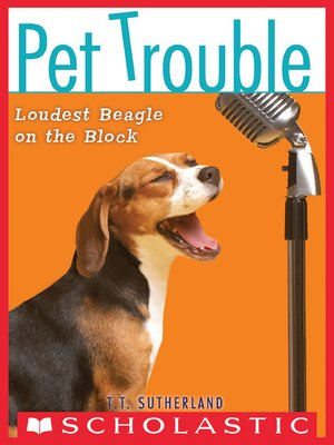 cover image of Loudest Beagle on the Block